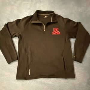 Champion UA Wildcats Black Performance Jacket